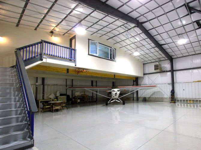 Hanger C1 Teton Aviation West Driggs Airport Hangars Hangar Lots Homes